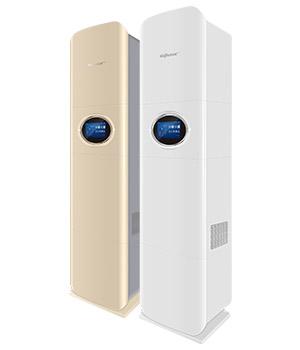 H602Plus Cabinet Fresh Air Purifier