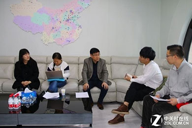 ZOL Interview with Kinghonor Wen Mingxun: The market will respect Intention to do Fresh air
